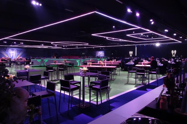 Evento - interior club